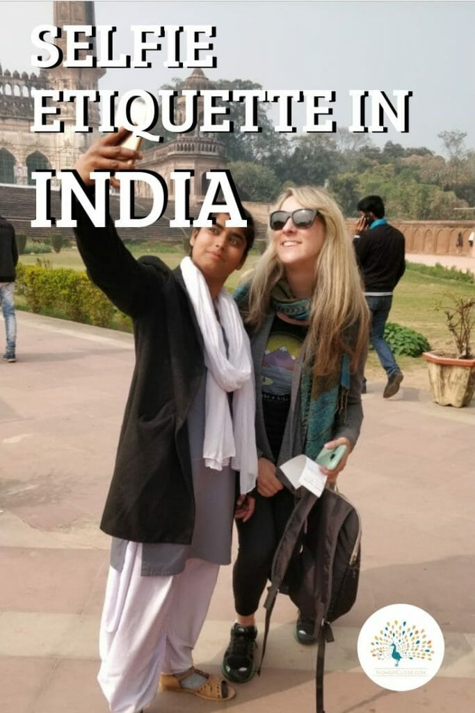MUST READ before taking a trip to India. Don't let yourself be surprised. Have the proper selfie etiquette in India to avoid mishaps. #indiatrip #indiatravel #indiaitinerary #traveltips #travelindia #trip #travel #luxurylifestyle #luxurytravel #selfiesindia #selfieetiquetteinindia #indiaselfie